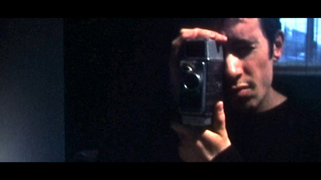 Jake with 8mm Camera