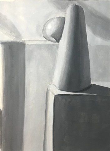 Still Life (Gray Scale)