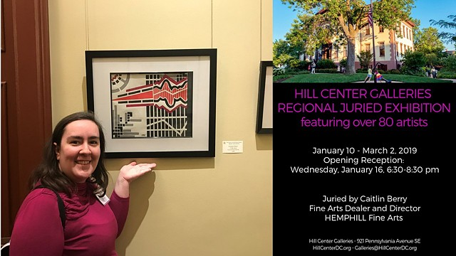 Hill Center Juried Exhibition 2019