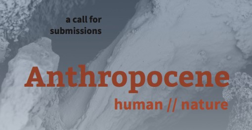 Upcoming Group Show - Anthropocene: human // nature