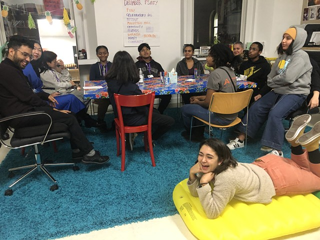 Brooklyn Museum Teen Night Planning Committee