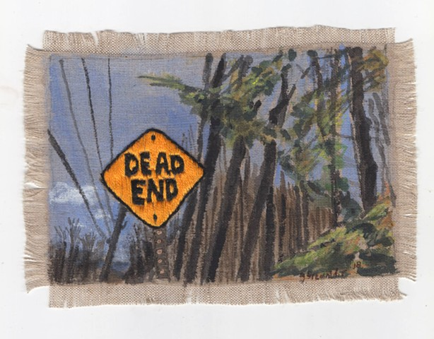 Dead End by GAIL FREUND