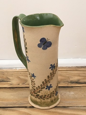Jug with Green