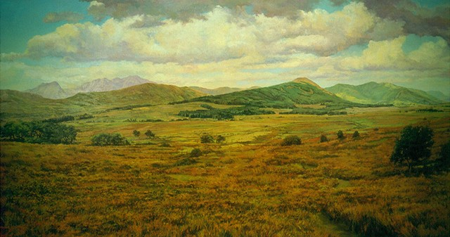 Connemara by DOUGLAS MAGUIRE
