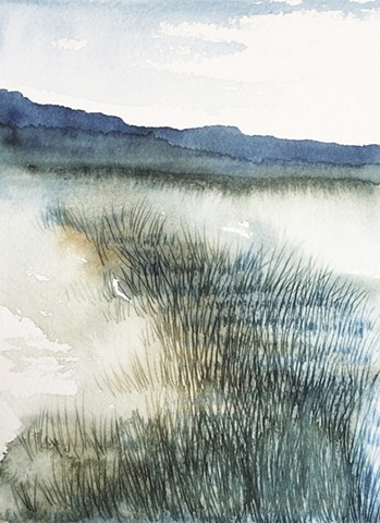 watercolour painting, landscapes, western australia, australianartist, wilderness
