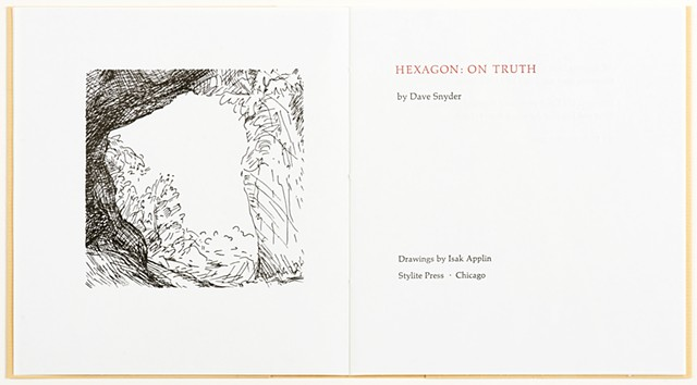 Hexagon: On Truth, title page