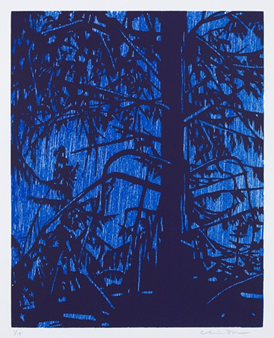 Claire Sherman Woodcuts