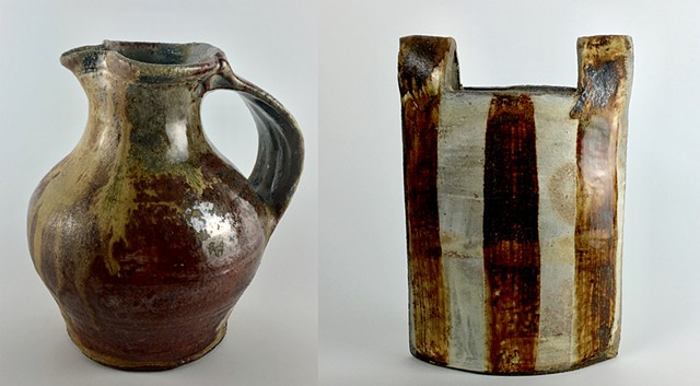 Wood Fired Pots