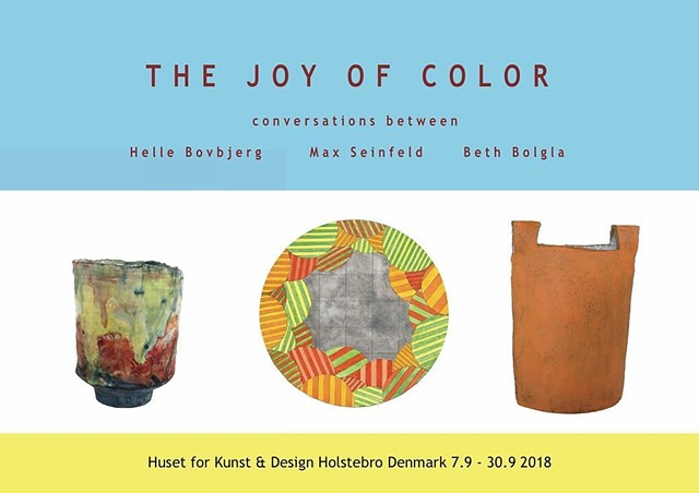 THE JOY OF COLOR Exhibit