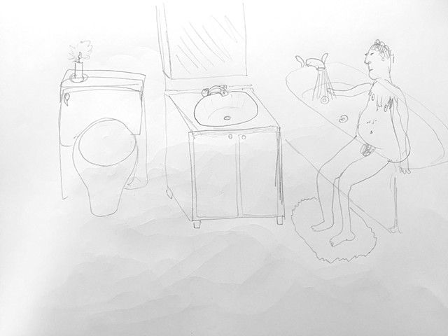 Drawing a Bath