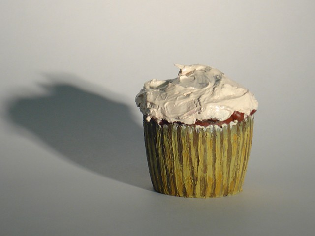 Cupcake for Cindy Buzewski  collaboration with Rachel Reynolds Z