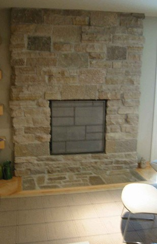 Fireplace Screen, Farmington Hills