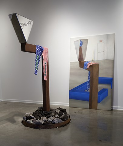 Installation View: Considered to Act