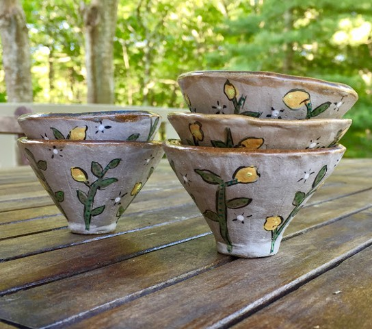 lemon sake cups view 2
