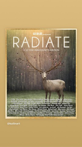 Radiate - a 10 Year Anniversary Celebration at Kai Lin Art