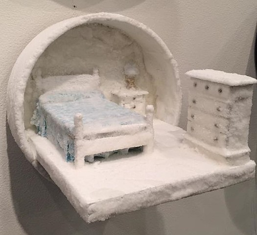 Sugar Coated Bedroom