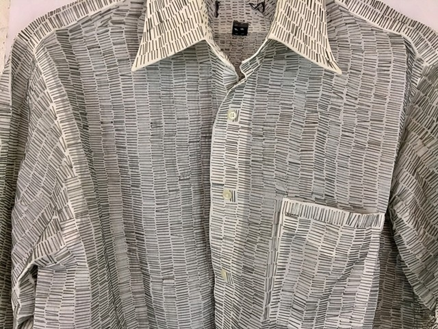 Staple Shirt, detail