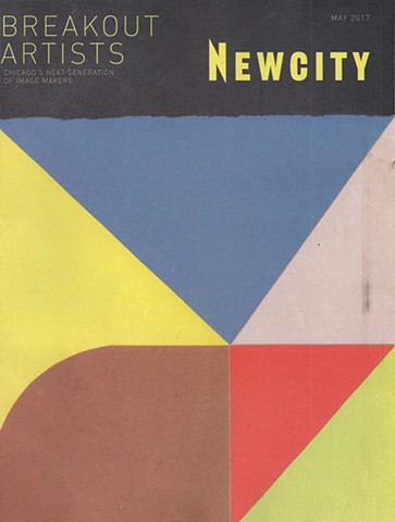 Pidgeon Pagonis, Newcity, Cover
