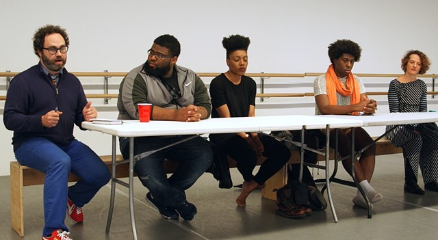 Movement Matters: Artist's Roundtable, Part One
