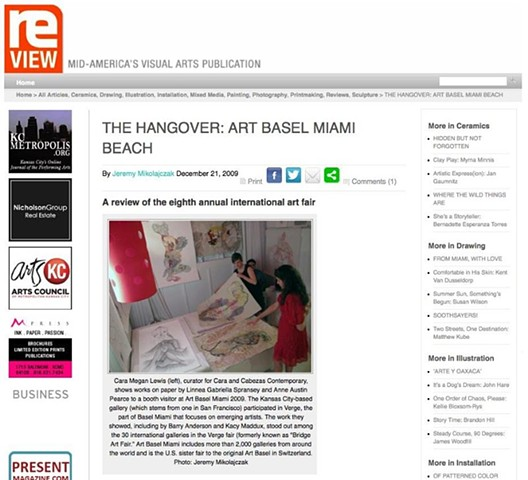 Verge Miami '09, Review