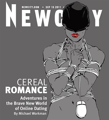 Cereal Romance, Newcity, Cover