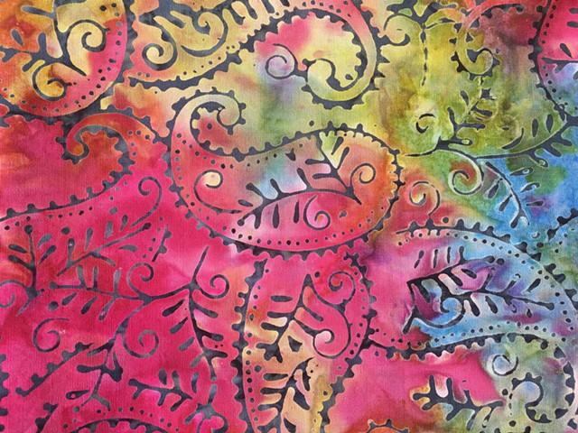 rainbo batik