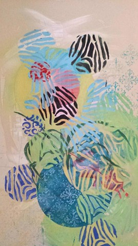 painting patterns botanical Terri Whetstone