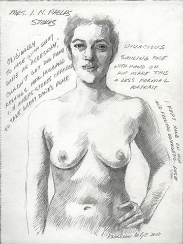 Mrs. I. N. Phelps Stokes
