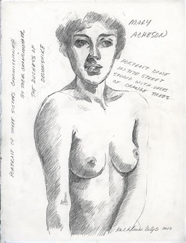 Mary Acheson