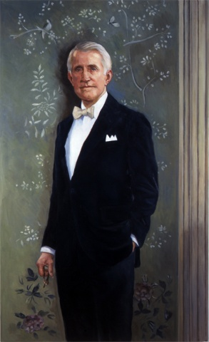 Portrait of Henry Catto (Ambassador) at the Winfield House