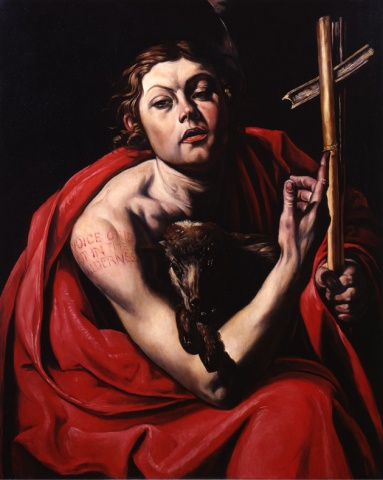 John the Baptist, Restored