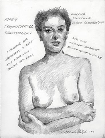 Mary Croninshield Chamberlain