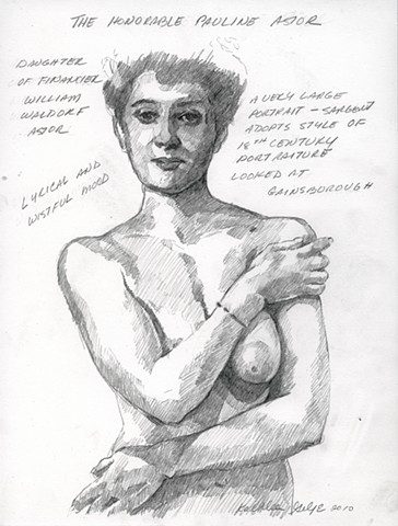 The Honorable Pauline Astor