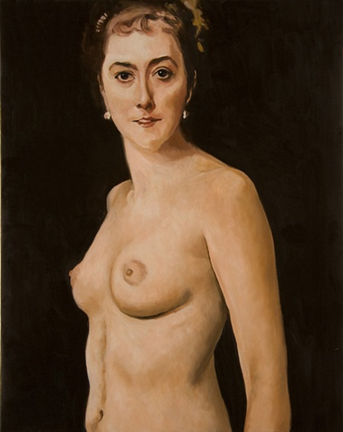 Caroline De Bassano, Marqueise D'Espeuilles Nee Caroline Marie, Restored