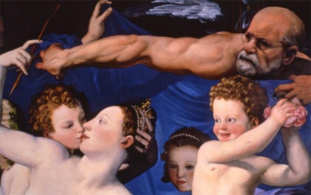 Allegory of Venus, Restored  (Detail)