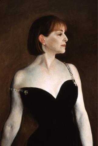Tobey Lewis as Madame X    (Detail)