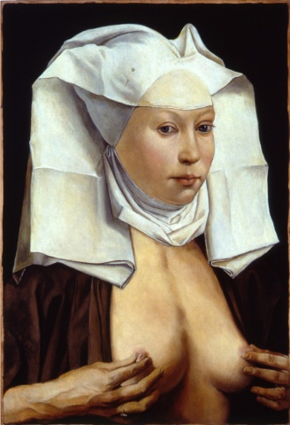 Portrait of a Lady, Restored (Lady Lisa)