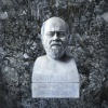 Portrait of Arthur Danto as the Bust of Socrates