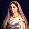 Donna Velata, Restored