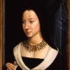 Portrait of Maria Baroncelli Portinari, Restored