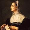 Portrait of Laura Battiferri, Restored