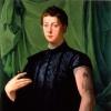 Portrait of Lodovico Capponi, Restored