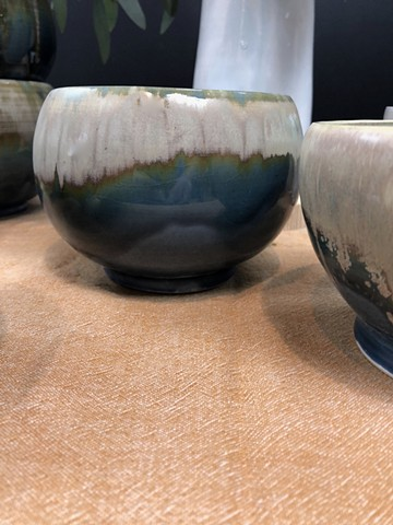Beautiful Blue Bowls