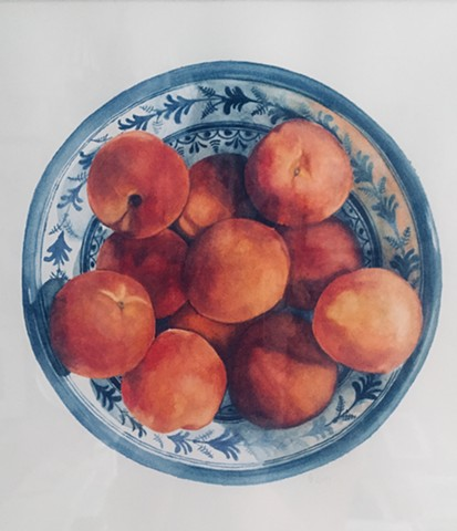 peaches /sold