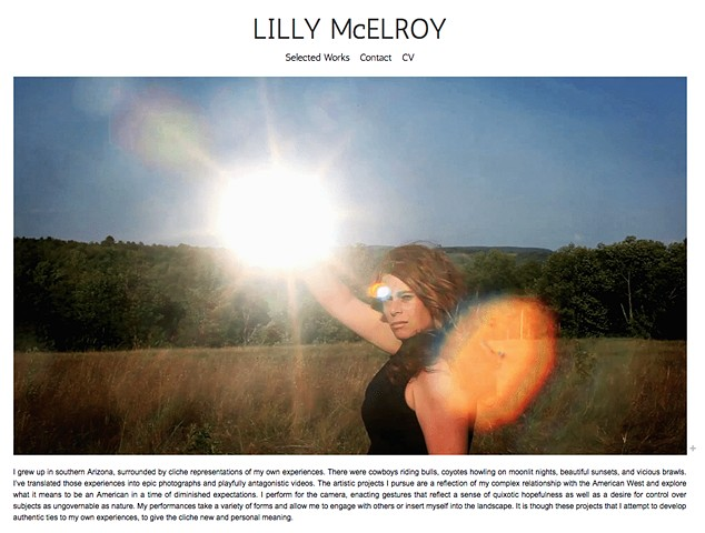 Lilly McElroy