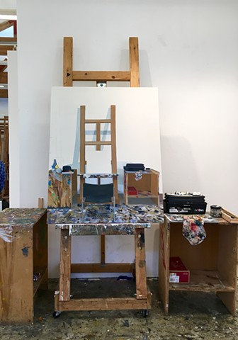Unfinished (Installation View)