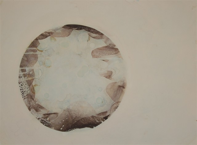 Pneuma (Circles) Works on Paper
