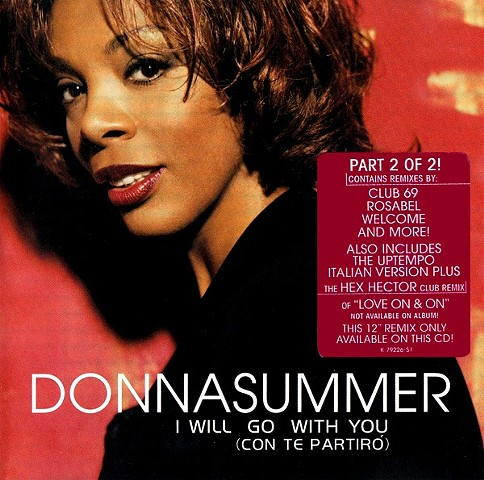 Love On & On Donna Summer Sony Records