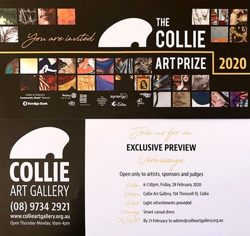 The Collie Art Prize 2020