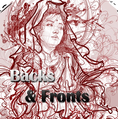 Backs and fronts by Tex
